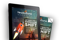 Headsaflame Magazine on Apple Newsstand